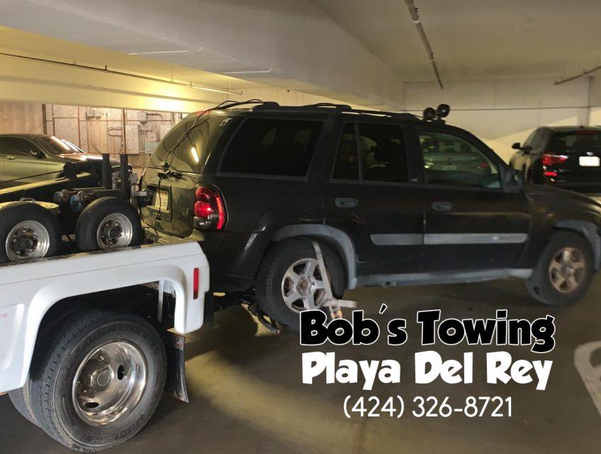 Towing Playa Del Rey